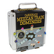 Cardinal Industries Mexican Train Dominoes