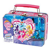 Cardinal Industries My Little Pony Puzzle in Mini Lunchbox