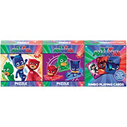 Cardinal Industries PJ Mask Combo Game Pack