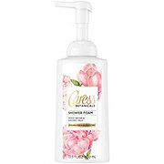 Caress Botanicals White Orchid and Coconut Oil Shower Foam
