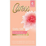 Caress Daily Silk Beauty Bar 6 pk