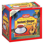 Caribbean Dreams Instant Ginger Tea
