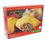Caribbean Food Delights Spicy Beef Patties