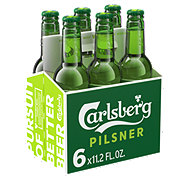 Carlsberg Beer 11.2 oz Bottles