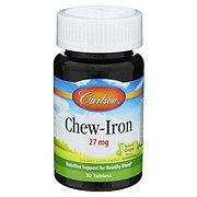 Carlson Chew-iron