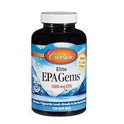 Carlson Elite Epa Gems 1000 MG Epa