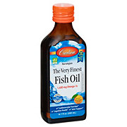 Carlson Very Finest Fish Oil Orange