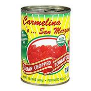 Carmelina Organic Chopped Tomatoes