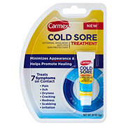 Carmex Cold Sore Treatment External Analgesic
