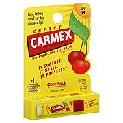 Carmex Moisturizing Cherry Click Stick Lip Balm
