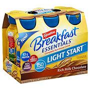 Carnation Breakfast Essentials Light Start Milk Chocolate Drink