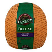 Carolina Turkey Deluxe Mesquite Smoked Turkey Breast
