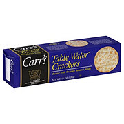 Carr's Toasted Sesame Seed Table Water Crackers