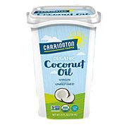 Carrington Farms Organic Unrefined Coconut Oil