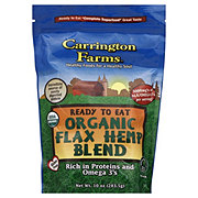 Carrington Farms Ready to Eat Organic Flax Hemp Blend