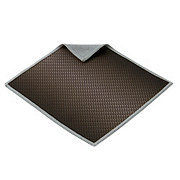 Carson Double Sided Cleaning Cloth Black