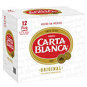 Carta Blanca Beer 12 oz Bottles