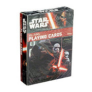 Cartamundi Star Wars Villains Kylo Ren Playing Cards