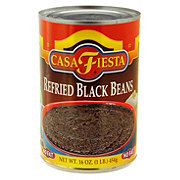 Casa Fiesta Refried Black Beans