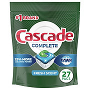 Cascade Complete Actionpas With Dawn Fresh Scent