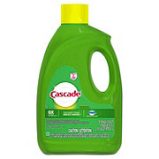 Cascade Lemon Scent Dishwasher Detergent Gel
