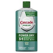 Cascade Platinum Original Scent Rinse Aid
