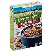 Cascadian Farm Organic Granola Fruit and Nut