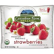 Cascadian Farm Organic Organic Whole Strawberry