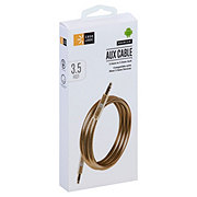 Case Logic Aux Chrome Spiral Cable
