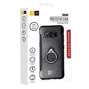Case Logic Galaxy S9 Metallic Ring Case Black