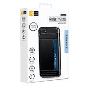 Case Logic iPhone 7/8 Chrome Case CCV Holder Black