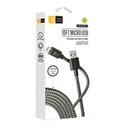 Case Logic Micro Cable Rope Black Gray