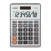 Casio Calculator Slant LCD 10 Digit