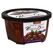 Castella Kalamata Pitted Extra Large Seasoned Greek Deli Olives