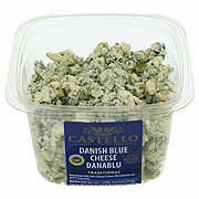 Castello Danish Blue Blue Cheese Crumbles