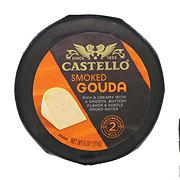 Castello Smoked Gouda Round