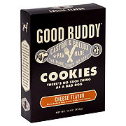 Castor & Pollux Good Buddy Cheddar Cheese Dog Cookies