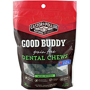 Castor & Pollux Good Buddy Grain Free Mini Bones Dental Chews