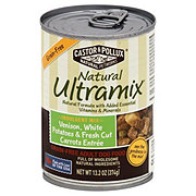 Castor & Pollux Natural Ultramix Venison White Potatoes & Fresh Cut Carrots Adult Dog Food