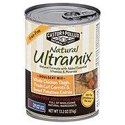 Castor & Pollux Natural Ultramix White Chicken Thigh, Fresh Cut Carrots & Sweet Potato Dog Food, Adult