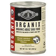 Castor & Pollux Organix Adult Organic Chicken And Organic Potatoes Formula Dog Food
