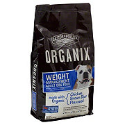 Castor Pollux Organix Weight Management Dry Dog Food