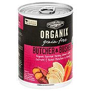Castor & Pollux Organix Butcer & Bushel Carved Turkey Dinner Adult Dog Food