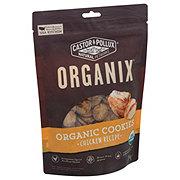 Castor & Pollux Organix Organic Dog Cookies, Chicken Flavor