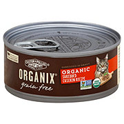 Castor & Pollux Organix Organic Shredded Chicken Cat Food