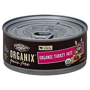 Castor & Pollux Organix Organic Turkey Pate Cat Food