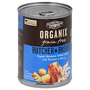 Castor & Pollux Shredded Chicken with Potatoes Dog Food