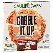 Caulipower Turkey Pepperoni Cauliflower Pizza