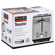 CE North America Professional Series 2 Slice Stainless Steel Toaster