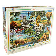 Ceaco Assorted Artist Puzzle Collection